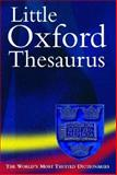 The Little Oxford Thesaurus, , 0198604610