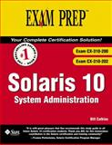 Solaris 10 System Administration : Exam CX-310-200, Exam CX-310-202, Calkins, Bill, 0789734613