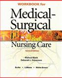 Medical Surgical Nursing Care Study Guide, Burke, 0131884611