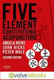 Five Element Constitutional Acupuncture Text and Evolve eBooks Package, Hicks, Angela and Hicks, John, 070204461X