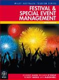 Festival and Special Event Management, Allen, Johnny and O'Toole, William, 1742164617