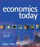 Economics Today plus MyEconLab plus eBook 2-semester Student Access Kit, Miller, Roger LeRoy, 0321454626