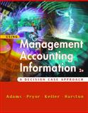 Using Management Accounting Information 9780324114621