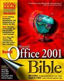 Macworld Microsoft Office 2001 Bible, Bob LeVitus and Dennis R. Cohen, 0764534629