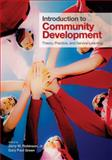 Introduction to Community Development : Theory, Practice, and Service-Learning, Robinson, Jerry W., Jr., 1412974623
