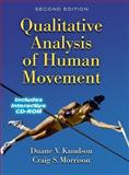Qualitative Analysis of Human Movement, Knudson, Duane V. and Morrison, Craig S., 0736034625