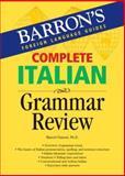 Complete Italian Grammar Review, Marcel Danesi, 0764134620