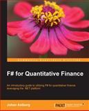F# for Quantitative Finance, Johan Astborg, 1782164626