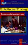 Content-Focused Coaching SM : Transforming Mathematics Lessons, West, Lucy and Staub, Fritz C., 0325004625
