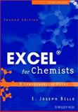 Excel for Chemists : A Comprehensive Guide, Billo, 0471394629