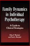 Family Dynamics in Individual Psychotherapy : A Guide to Clinical Strategies, Wachtel, Ellen F. and Wachtel, Paul L., 0898624622