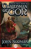 Guardsman of Gor, John Norman, 1497644623
