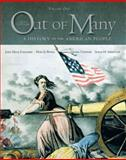 Out of Many : A History of the American People, Combined Edition, Faragher, John M. and Czitrom, Daniel, 0131944622