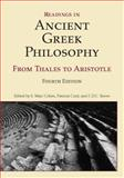 Readings in Ancient Greek Philosophy : From Thales to Aristotle, S. Marc Cohen, 1603844627