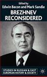 Brezhnev Reconsidered 9780333794630