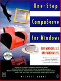 One-Stop CompuServe for Windows, Michael Banks, 155828463X