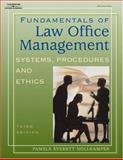 Fundamentals of Law Office Management, Everett-Nollkamper, Pamela, 1401824633