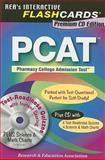 PCAT, Research & Education Association Editors, 0738604631