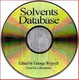 Solvents Database, Wypych, George, 0815514638