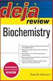Biochemistry, Manzoul, Saad M., 0071474633