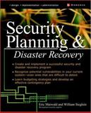 Security Planning and Disaster Recovery, Maiwald, Eric and Sieglein, William, 0072224630