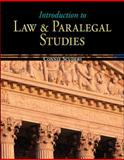 Introduction to Law and Paralegal Studies, Scuderi, Connie Farrell, 0073524638