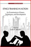 Ethics Training in Action