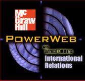 PowerWeb : International Relations, Purkitt, 0072454636