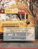 Quick Centers and Stations Common Core, John Pennington, 1490514635