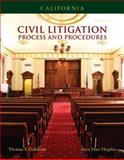 California Civil Litigation, Goldman, Thomas F. and Hughes, Alice Hart, 0132374633