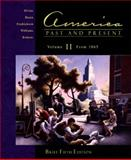 America, Past and Present : Chapters 16-33, Divine, Robert A. and Breen, T. H., 0321084632