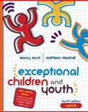 Exceptional Children and Youth : An Introduction to Special Education, Hunt, Nancy and Marshall, Kathleen, 0618704639