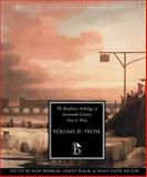 The Broadview Anthology of Seventeenth Century Verse and Prose : Prose, , 1551114631