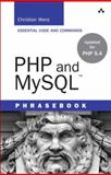 PHP and MySQL Phrasebook, Wenz, Christian, 0321834631