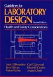Guidelines for Laboratory Design : Health and Safety Considerations, DiBerardinis, Louis J. and Baum, Janet S., 0471554634