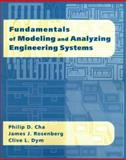 Fundamentals of Modeling and Analyzing Engineering Systems 9780521594639