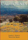 California : An Interpretive History, Rawls, James J. and Bean, Walton, 0073534641