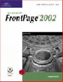 New Perspectives on Microsoft FrontPage 2002-Comprehensive, Evans, Jessica, 0619044640