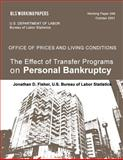 The Effect of Transfer Programs on Personal Bankruptcy, Jonathan Fisher, 1491214643
