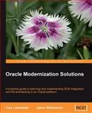 Oracle Modernization Solutions, Laszewski, Tom and Williamson, Jason, 1847194648