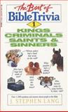 Best of Bible Trivia, J. Stephen Lang, 0842304649