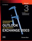 Programming Microsoft Outlook and Microsoft Exhange 2003, Rizzo, Thomas, 0735614644