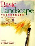 Basic Landscape Techniques 9780891344643