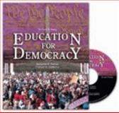 Education for Democracy : A Sourcebook for Students and Teachers, Barber, Benjamin R. and Battistoni, Richard M., 0757544649