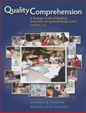 Quality Comprehension : A Strategic Model of Reading Instruction Using Read-along Guides, Grades 3-6, Athans, Sandra K. and Devine, Denise Ashe, 0872074641