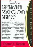 Trends in Experimental Psychology Research, , 1594544646