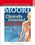 Moore Clinically Oriented Anatomy Ise 7e and Rhoades Medical Physiology Ise, Moore and Rhoades, 1469894645