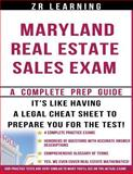 Maryland Real Estate Sales Exam - 2014 Version, Z. R. Learning, 1497514649