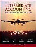 Intermediate Accounting, Spiceland, J. David, 0073324647