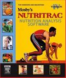 Mosby's Nutritrac Nutrition Analysis Software, Version IV, Mosby Staff, 0323034640